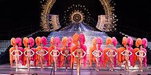 Jubilee! Show Ballys Las Vegas