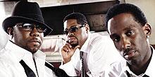 Boys II Man Show Las Vegas 2014