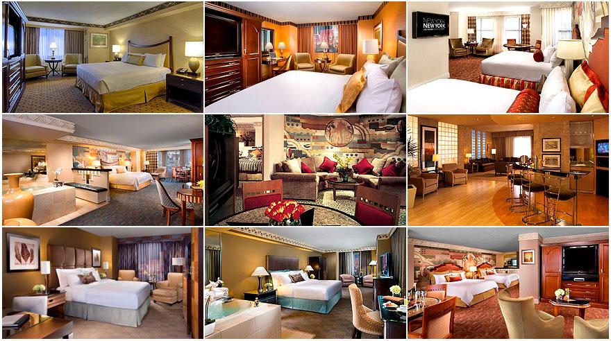 New york new york hotel und casino las vegas online for New york zimmer deko
