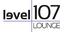 Level 107 Las Vegas Logo