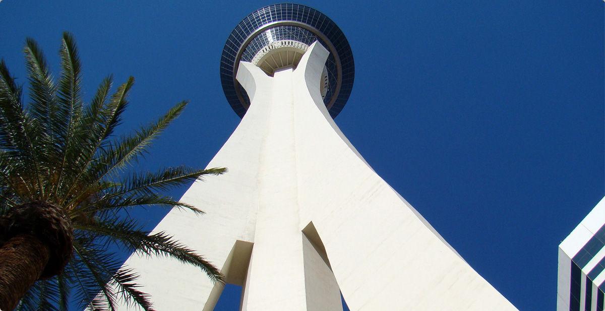 Stratosphere Tower Hotel und Casino Las Vegas