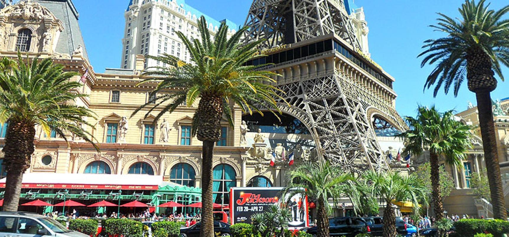 Paris Las Vegas Hotel & Casino Eifel Tower